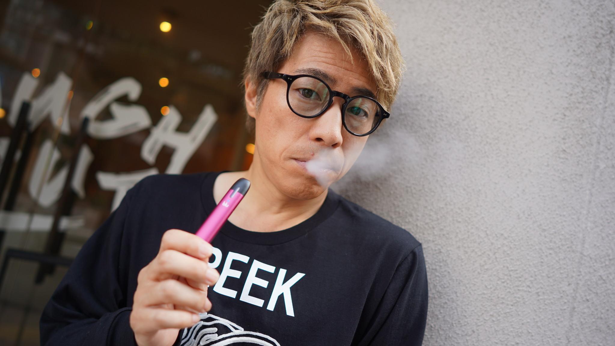 芸能人 タバコ 吸う