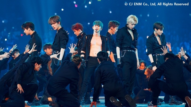 MONSTA X ⓒ CJ ENM Co., Ltd, All Rights Reserved