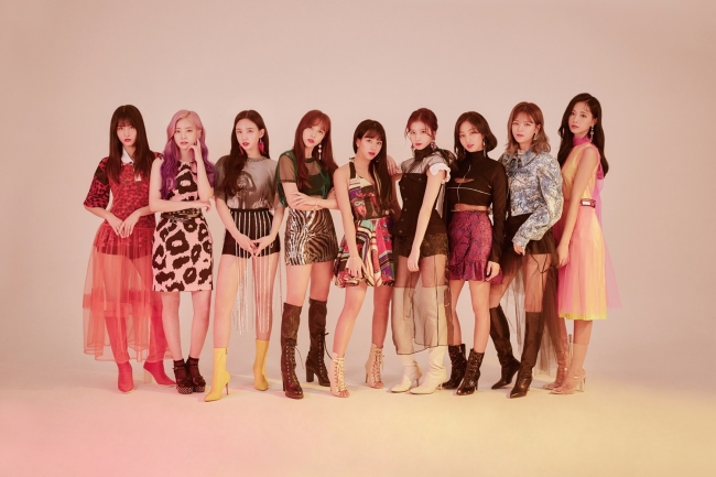 TWICE © CJ ENM Co., Ltd, All Rights Reserved