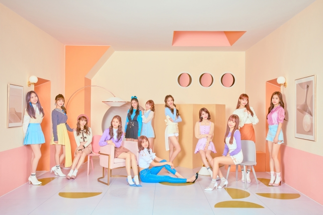 IZ*ONE ⓒ CJ ENM Co., Ltd, All Rights Reserved