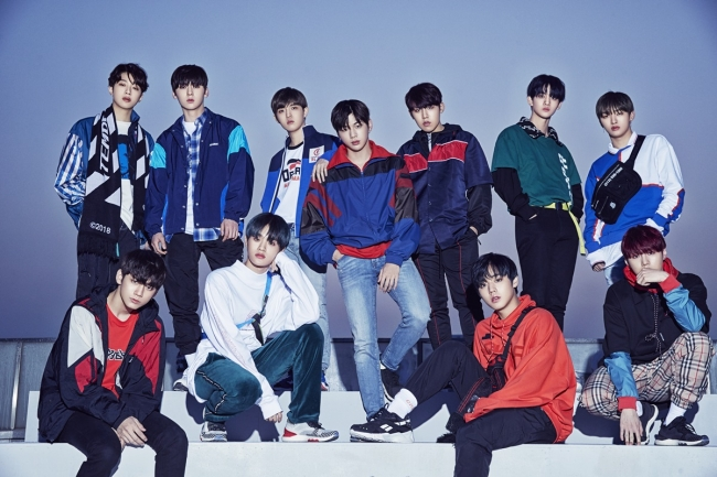 Wanna One ⓒ CJ ENM Co., Ltd, All Rights Reserved