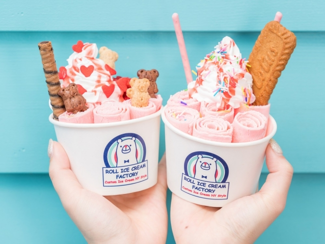 6月1日は『ロールアイスクリームの日』