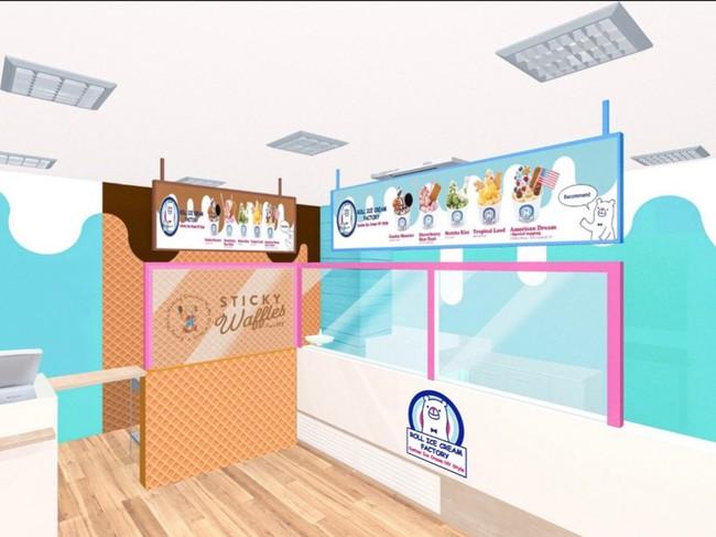 路面店として九州初の正規店舗となる「熊本・下通店」
