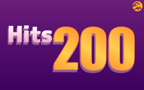 Hits 200
