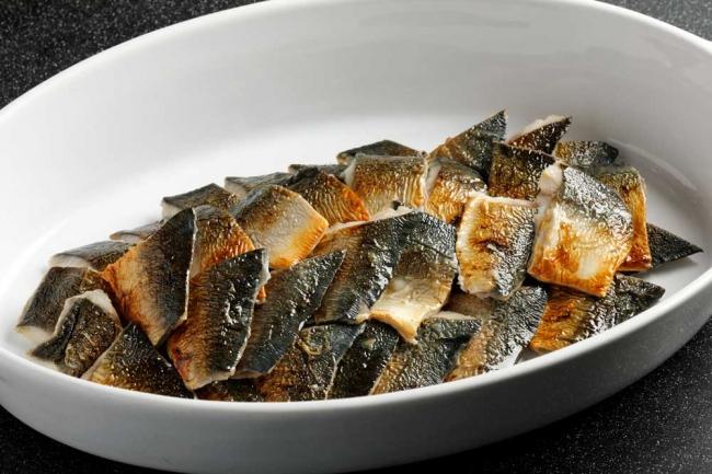 焼き魚 Grilled fish