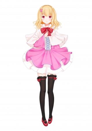 夜桜のあさん(妹)