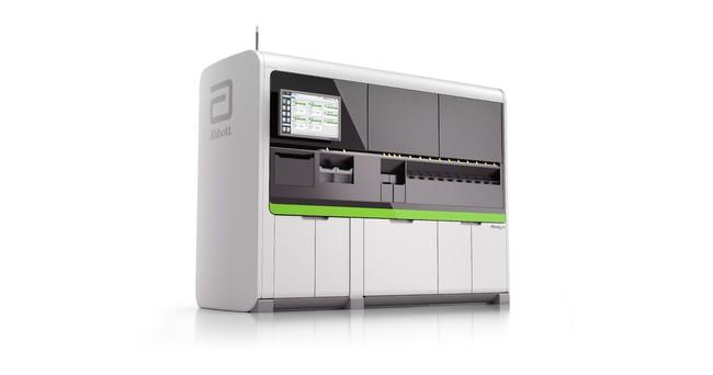 全自動遺伝解析システム「Alinity(R)m システム」