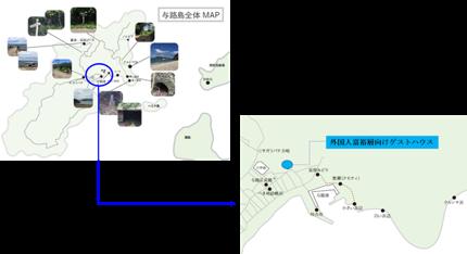 与路島観光map