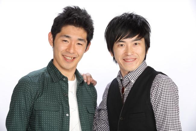 しずる 左:池田一真 右:村上純