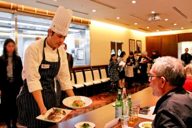 897616dc634ff 全国イタリア料理コンクール2018 準優勝の作品を期間限定でご提供 ...