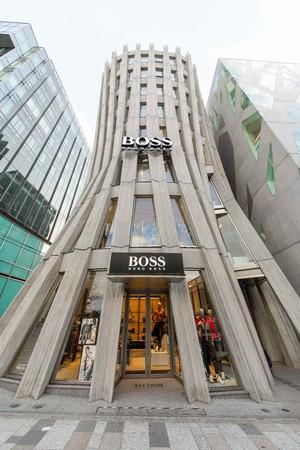 BOSS Store 表参道