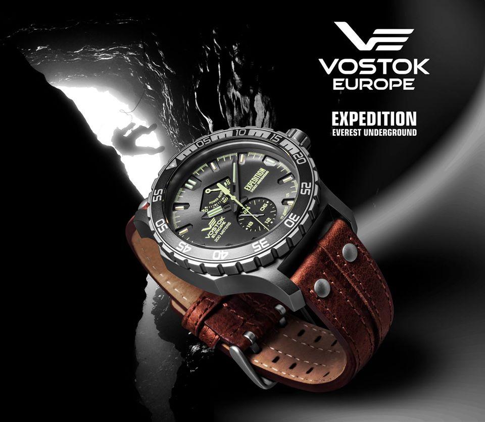 タフネスの神髄」を楽しめる本格派腕時計VOSTOK EUROPE(ボストーク ...