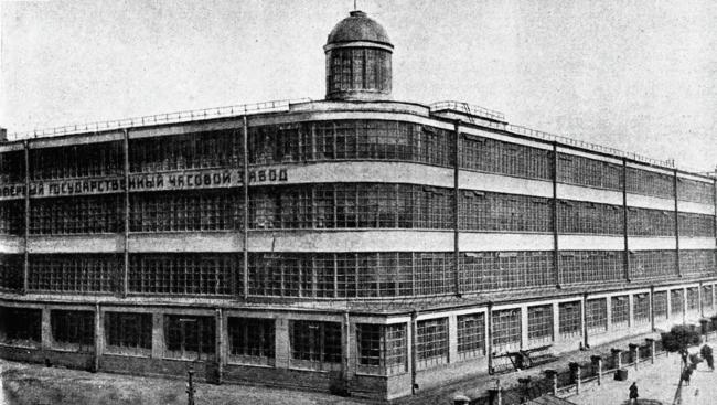 モスクワ第一時計時計工場