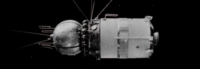 ガガーリンが乗船した宇宙船ボストーク1号