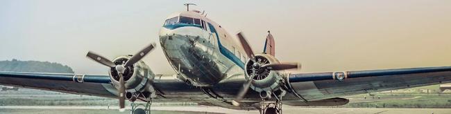 ダグラスDC-3型機
