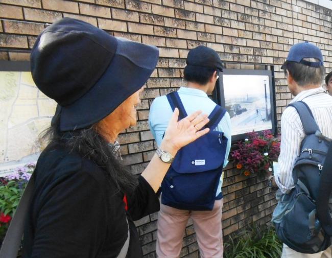横浜ノスタルジック歴史散歩(※昨年の様子/2019年のコースとは異なります)