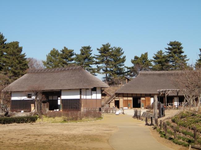 国営昭和記念公園「こもれびの里」