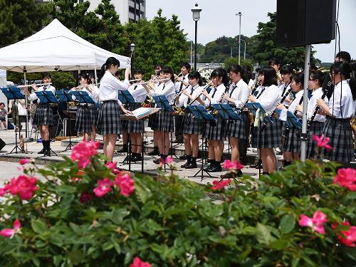 バラの音楽祭