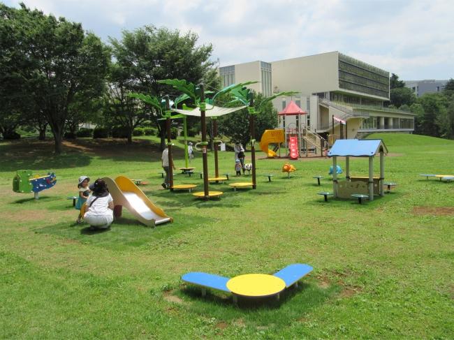 埼玉県営和光樹林公園(三世代交流広場)