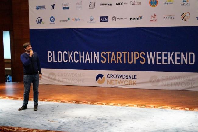 Blockchain Startups Weekendをクラウドセール・ネットワーク・プラットフォームが主催