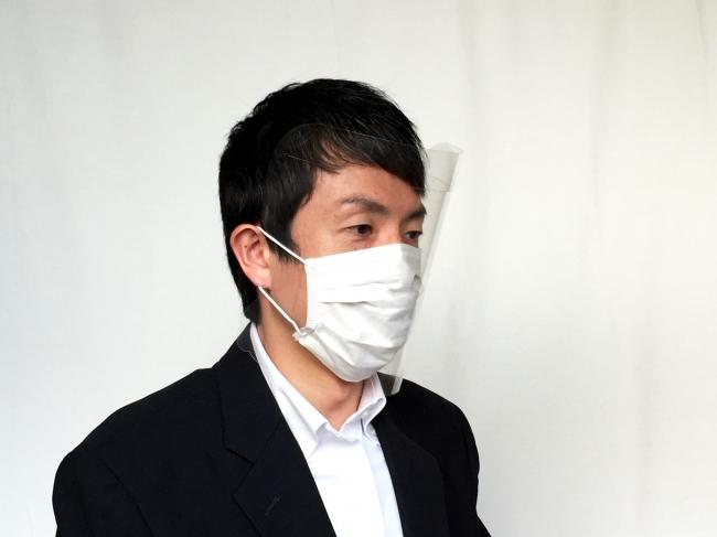 フェイス シールド マスク