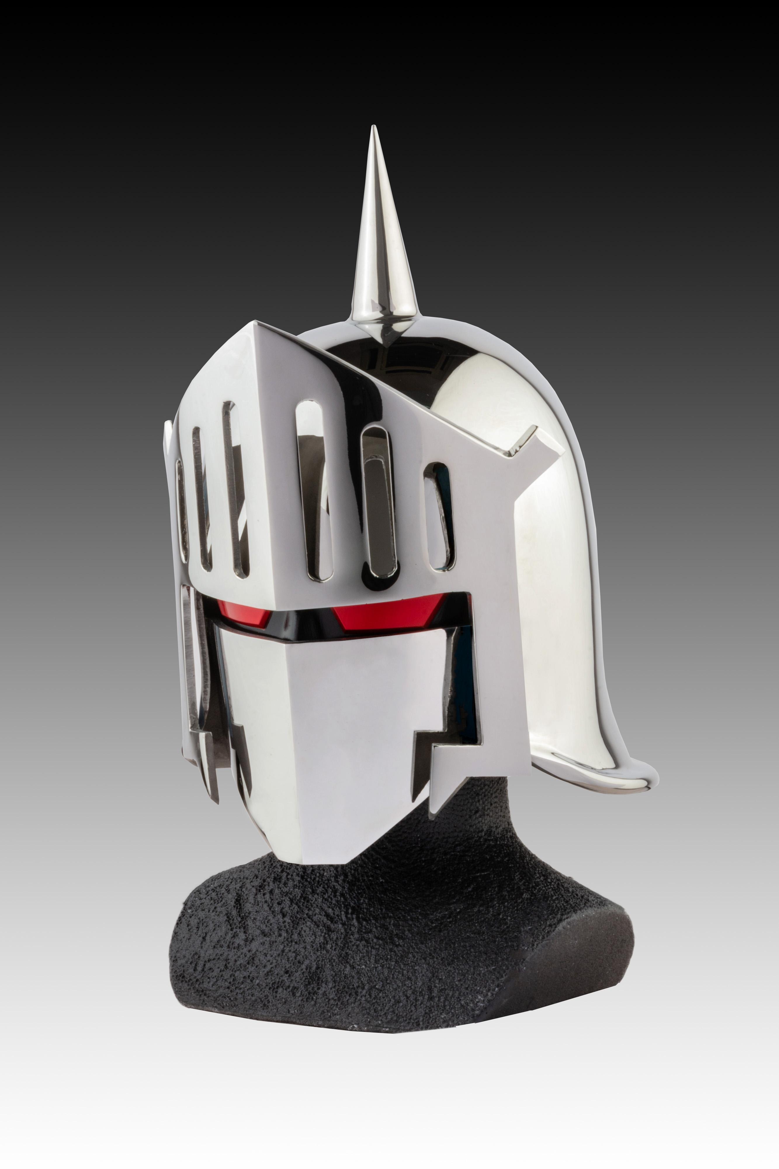 漫画 キン肉マン の人気超人 ロビンマスクを日本の製造業が本気で