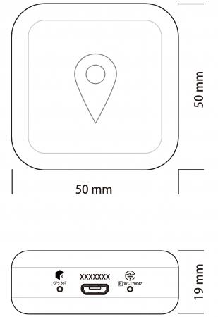 GPS BoTスペック