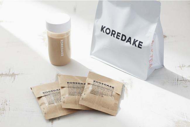KOREDAKE 完全栄養プロテイン