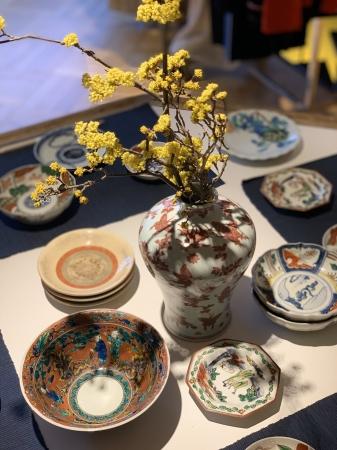 丸山セレクトの陶器