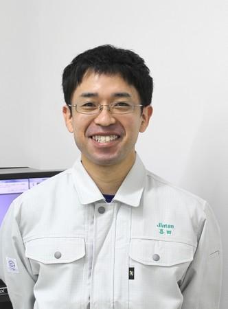 カプセル事業本部 カプセル開発部 喜田 裕介