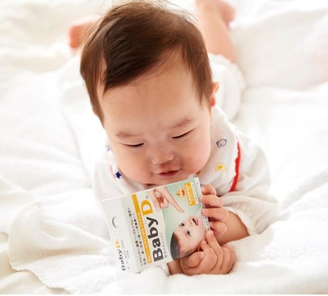 「BabyD(R)」販売価格:1,944円(税込) 製品仕様:栄養機能食品(ビタミンD)