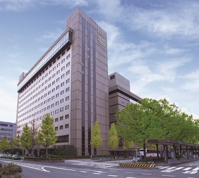 「ホテル京阪 京都グランデ」外観