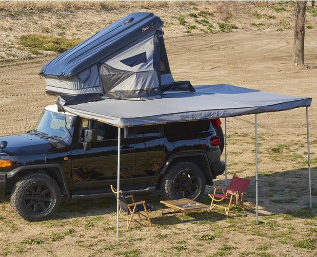 「新生活様式×キャンピングカー」 展示予定車両