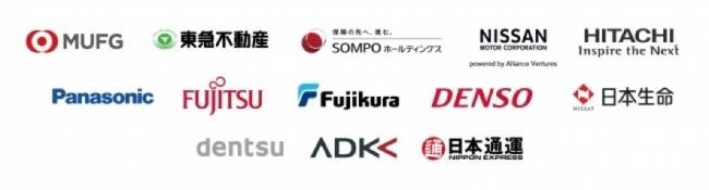 Plug and Play Japanのパートナー