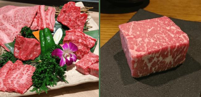 焼肉『ぴゅあ』の極上肉