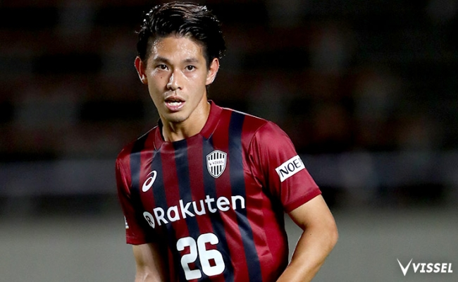 山口真司選手 Ac長野パルセイロへ完全移籍のお知らせ ヴィッセル神戸