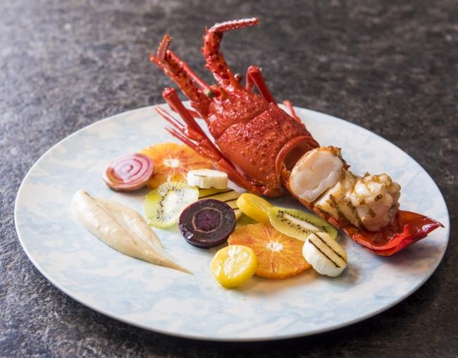 伊勢海老のグリル(三重テラス レストラン)※写真はイメージです。
