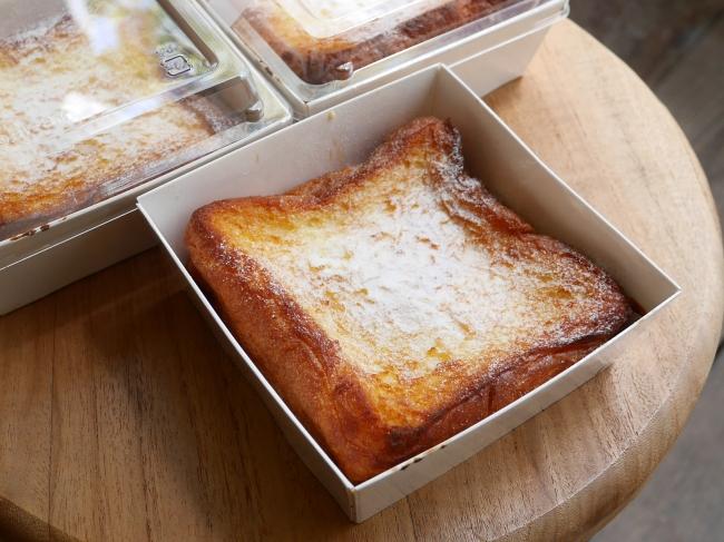 冷凍フレンチトーストセット(フレンチトースト×3) ¥2,500