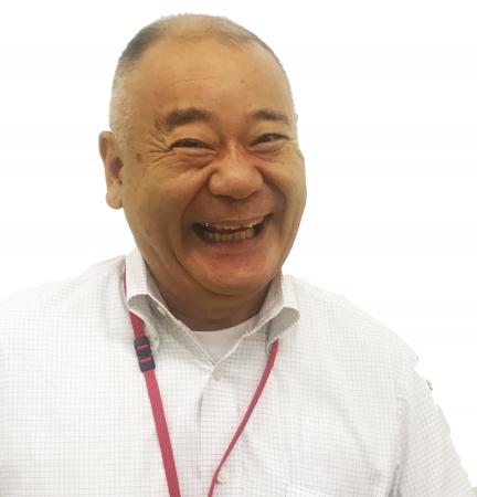 人財開発グループ 遠藤真司さん(63歳)からのコメント