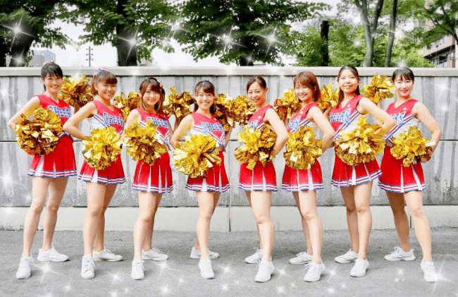 応援テック企業のサムライセキュリティが全日本女子チア部☆を擁する ...