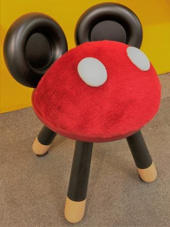 MICKEY MOUSE CHAIR 74,520円 (C)Disney