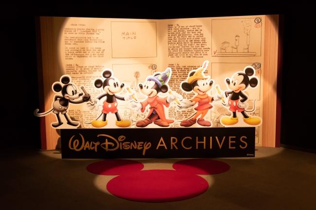フォトブース (C)Disney