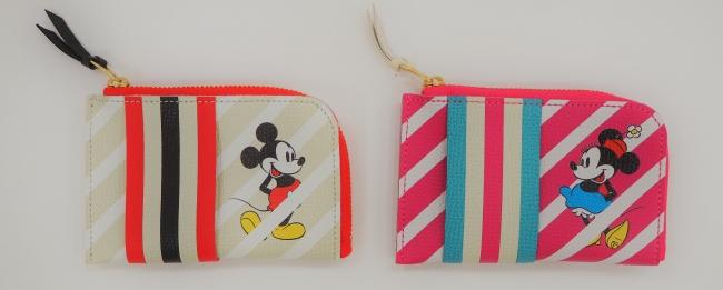 「RIOWA」財布(全2種) 各9,720円 (C)Disney