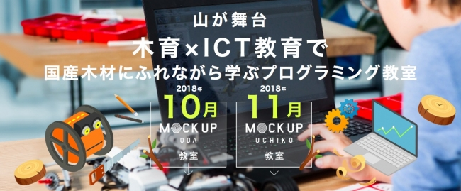 MOCK UP UCHIKO 特設WEBサイト