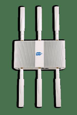 実験で使用した無線LANアクセスポイント「PCWL-0400」