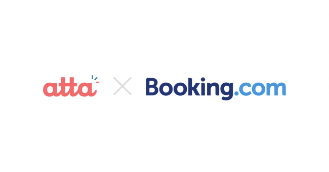 atta x booking.com