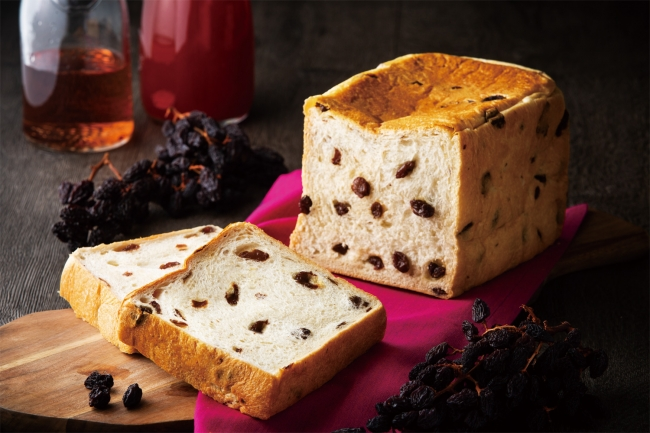 極葡萄食パン