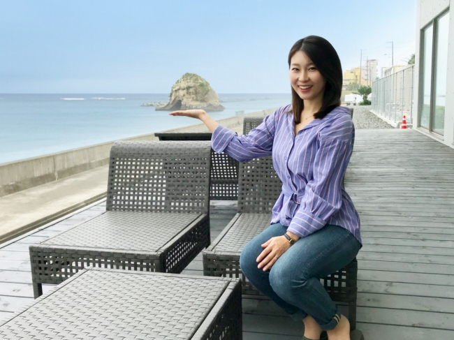 """パワースポット""""夢ゾウ"""""""