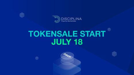 「DISCIPLINA」が資金調達プロジェクトを立ち上げます。 出資者募集は2018年7月19日まで。
