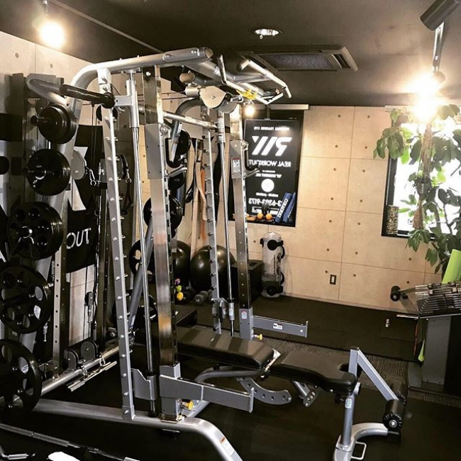 REAL WORKOUT経堂店の画像
